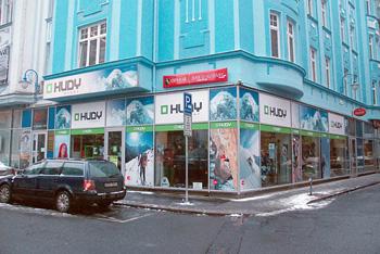 Hudy Ostrava Na Hradbách