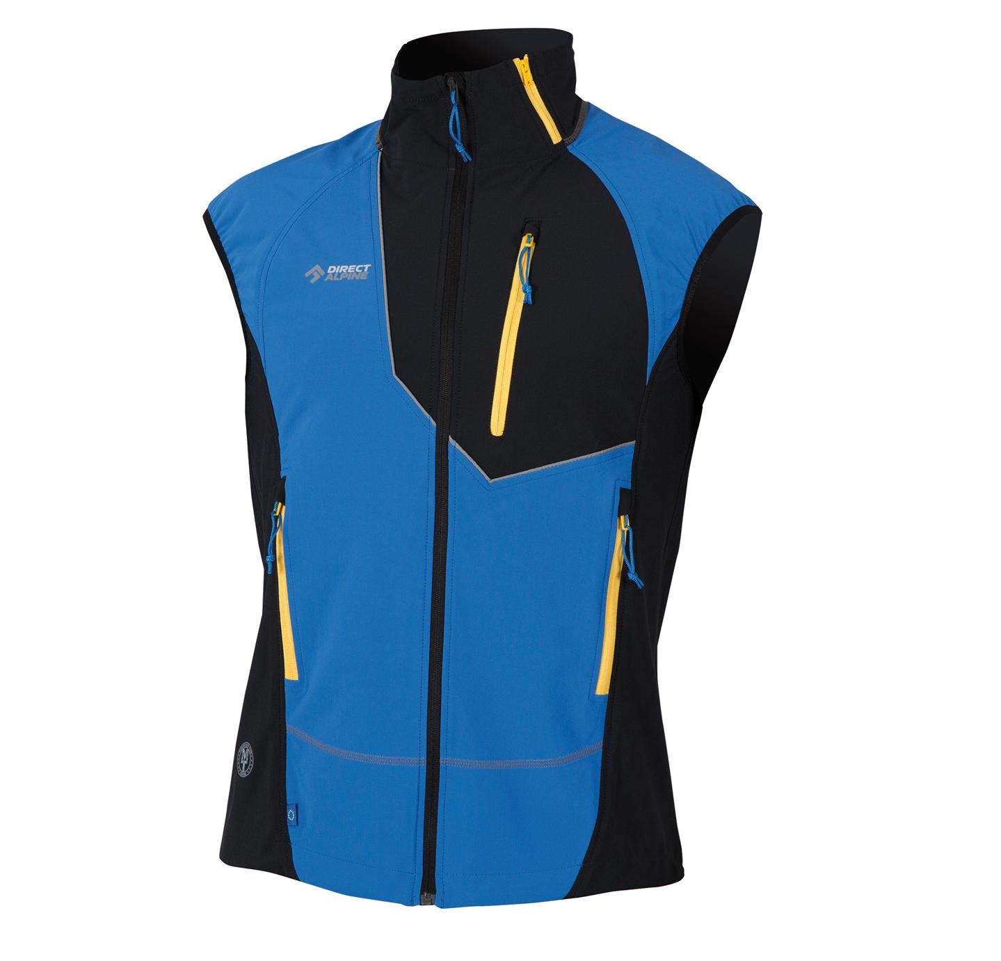 Vysoce univerzální sportovní vesta pro aktivní pohyb při trekingu a196fc8521b
