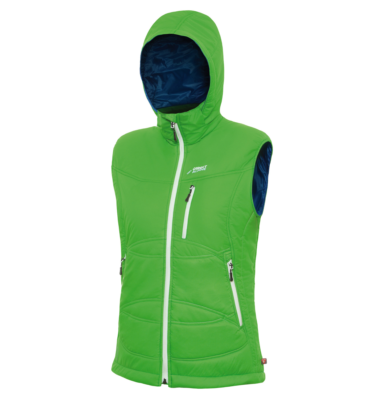 Sportovní dámská vesta s vynikající izolací Primaloft® e02d0e85c6f