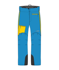 Kalhoty DEVIL ALPINE squarefactory